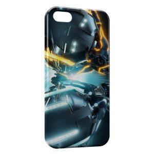 Coque iPhone 5/5S/SE Tron Legacy