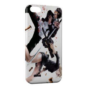 Coque iPhone 5/5S/SE Until Death Do Us Part