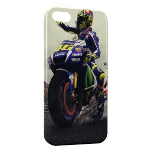 Coque iPhone 5/5S/SE Valentino Rossi Moto On Road Sport 6