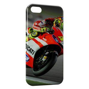 Coque iPhone 5/5S/SE Valentino Rossi Moto Sport 4