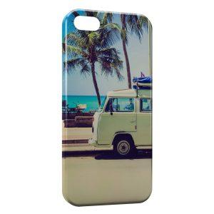 Coque iPhone 5/5S/SE Vanne & Beach
