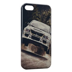 Coque iPhone 5/5S/SE Voiture Rally 3