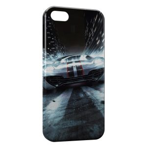Coque iPhone 5/5S/SE Voiture de Course