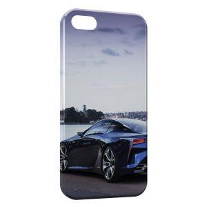 Coque iPhone 5/5S/SE Voiture de Luxe 5