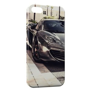 Coque iPhone 5/5S/SE Voiture de Luxe 8