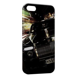 Coque iPhone 5/5S/SE Voiture de luxe 2