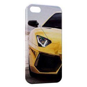 Coque iPhone 5/5S/SE Voiture de luxe 6