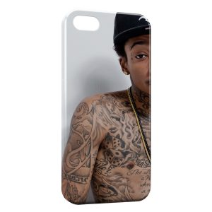 Coque iPhone 5/5S/SE Wiz Khalifa 2