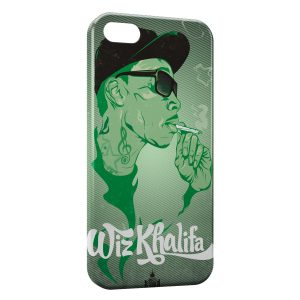 Coque iPhone 5/5S/SE Wiz Khalifa