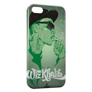 Coque iPhone 5/5S/SE Wiz Khalifa