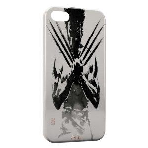 Coque iPhone 5/5S/SE Wolverine