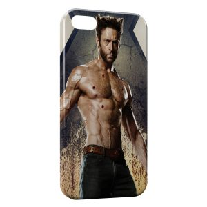 Coque iPhone 5/5S/SE Wolverine in X Men Days of Future Past