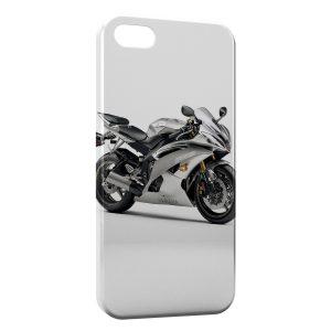 Coque iPhone 5/5S/SE Yamaha R6 Moto
