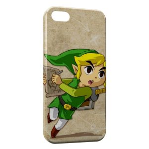 Coque iPhone 5/5S/SE Zelda