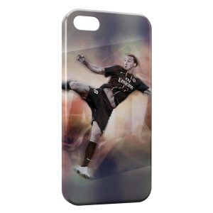 Coque iPhone 5/5S/SE Zlatan Ibrahimovic Football 2