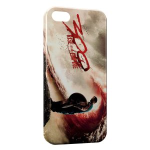 Coque iPhone 5C 300 Rise of an Empire 2