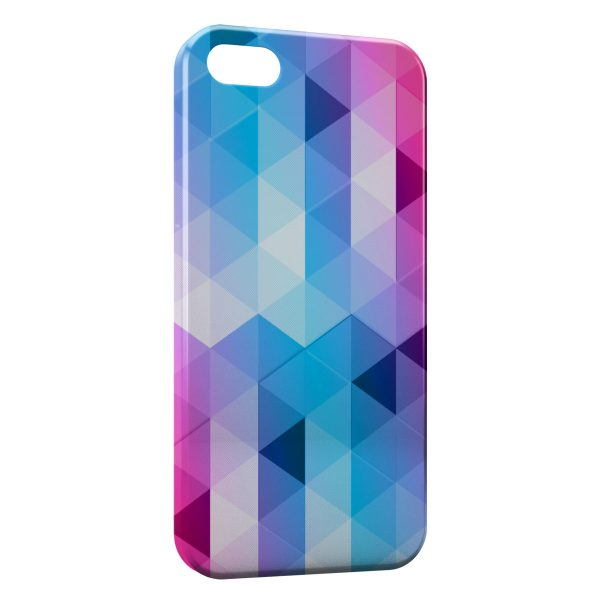 Coque iPhone 5C 3D Diamond Colors