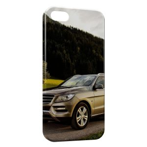 Coque iPhone 5C 4x4 Mercedes Cross Over 2