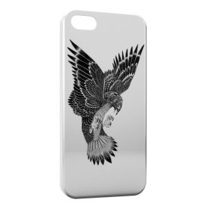 Coque iPhone 5C Aigle