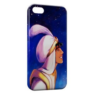 Coque iPhone 5C Aladdin Design Art