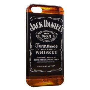 Coque iPhone 5C Alcool Jack Daniel's