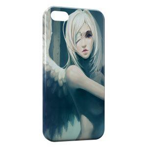 Coque iPhone 5C Angel