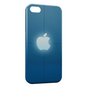 Coque iPhone 5C Apple Logo 2