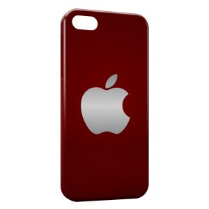 Coque iPhone 5C Apple Logo 4