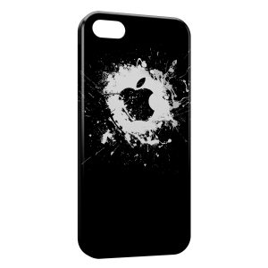 Coque iPhone 5C Apple Splash