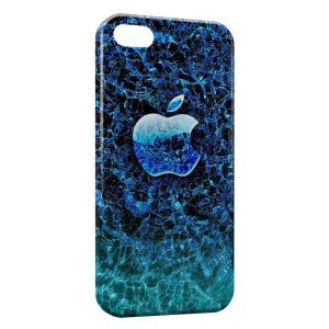 Coque iPhone 5C Apple under Water