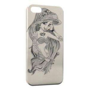 Coque iPhone 5C Ariel Punk Dessin