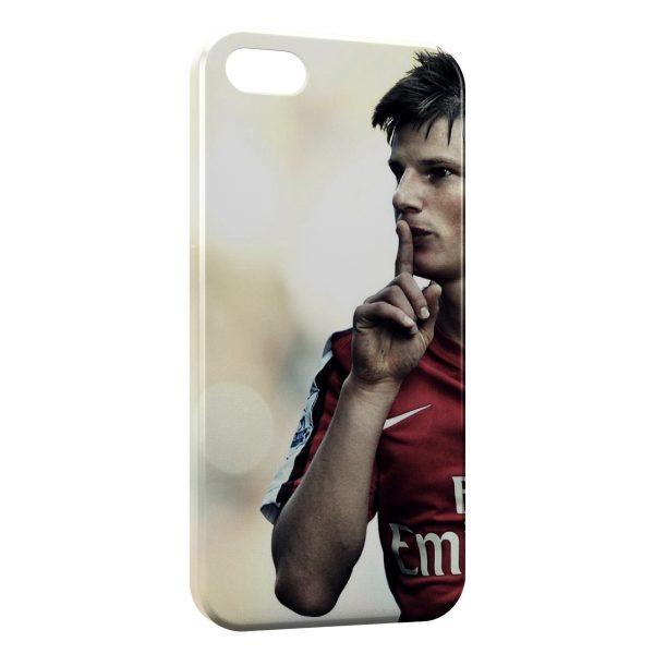 Coque iPhone 5C Arsenal FC Andrei Arshavin