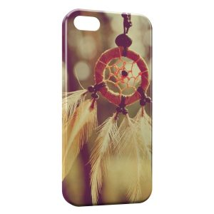 Coque iPhone 5C Attrape rêve dream catcher vintage