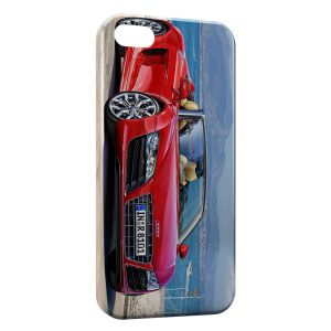 Coque iPhone 5C Audi R8 GT Spyder