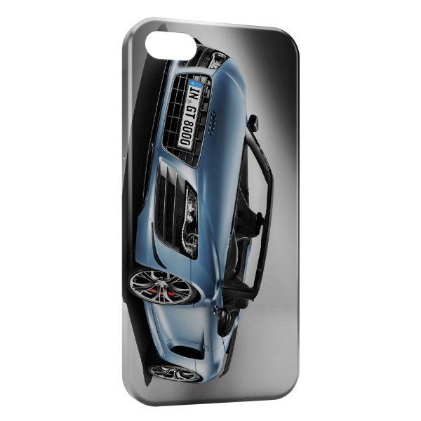 Coque iPhone 5C Audi R8 Gt Spyder 2