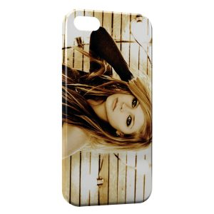 Coque iPhone 5C Avril Lavigne Goodbye