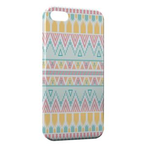 Coque iPhone 5C Aztec Style