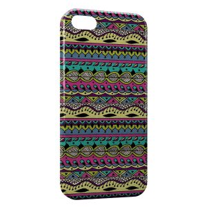 Coque iPhone 5C Aztec Style 7