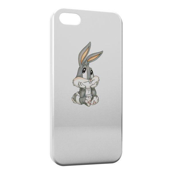 Coque iPhone 5C Bébé Bugs Bunny