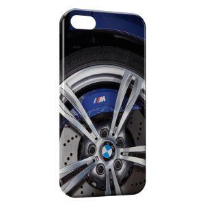 Coque iPhone 5C BMW Voiture Roue Jante