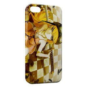 Coque iPhone 5C Bakemonogatari Manga 3