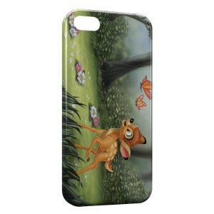 Coque iPhone 5C Bambi 2