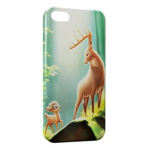 Coque iPhone 5C Bambi 3