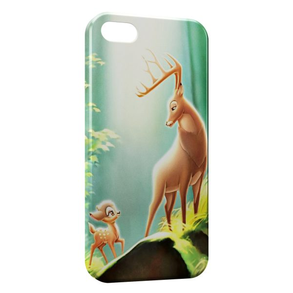 Coque iPhone 5C Bambi 3