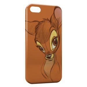 Coque iPhone 5C Bambi Dessin Art