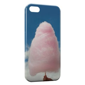 Coque iPhone 5C Barbe a Papa