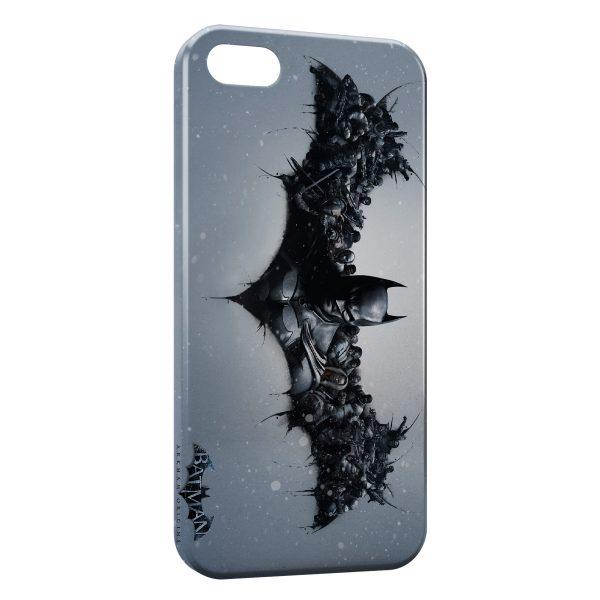 Coque iPhone 5C Batman Arkham Origins