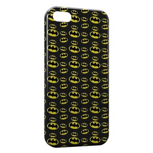 Coque iPhone 5C Batman Logos