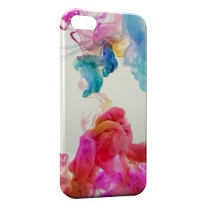 Coque iPhone 5C Beautiful Smoke Fumée