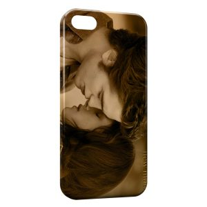 Coque iPhone 5C Bella & Edward Twilight